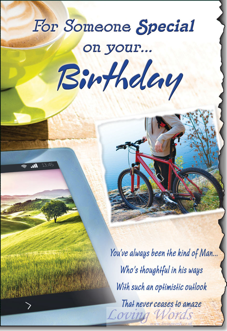 Groovy Someone Special Birthday Greeting Cards By Loving Words Funny Birthday Cards Online Barepcheapnameinfo